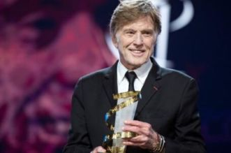 FIFM: hommage émouvant à la légende Robert Redford (VIDEO)