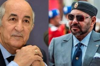 Le roi Mohammed VI a félicité le nouveau président Tebboune