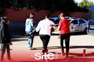Un supporter wydadi blessé à la tête avant WAC-OCK (VIDEO)