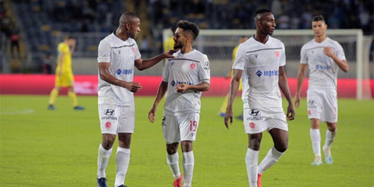 Champions League: le Wydad arrache un nul précieux à Luanda (VIDEO)