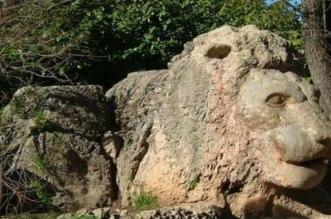 Qui ne connait pas le lion d'Ifrane ?