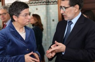 Entrevue entre El Othmani et la MAE espagnole à Rabat