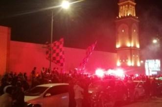 Les supporters algériens investissent Casa avant WAC-USMA (VIDEO)