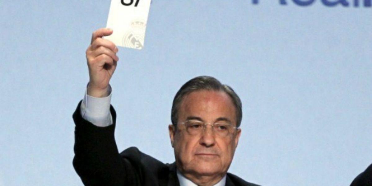 Real Madrid: un nouveau mandat pour Florentino Perez