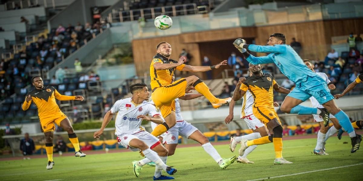 Champions League: le Wydad s'incline à domicile face à Kaizer Chiefs (VIDEO)