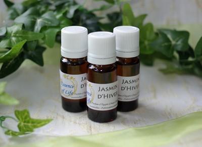 Huile de Parfum Essence of Life - Jasmin d'Hiver