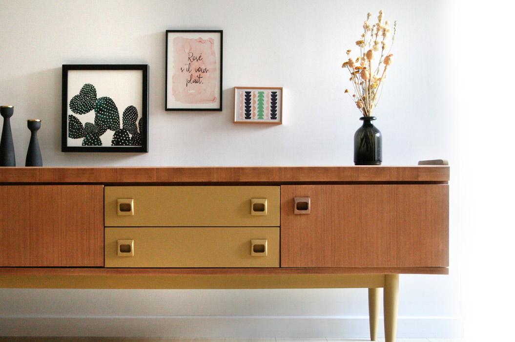 vente de meubles vintage