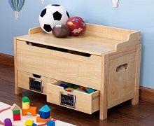 coffres a jouets et meubles de rangement