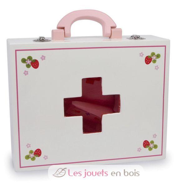 Malette De Linfirmiere Ou Valise De Docteur Pour Enfant