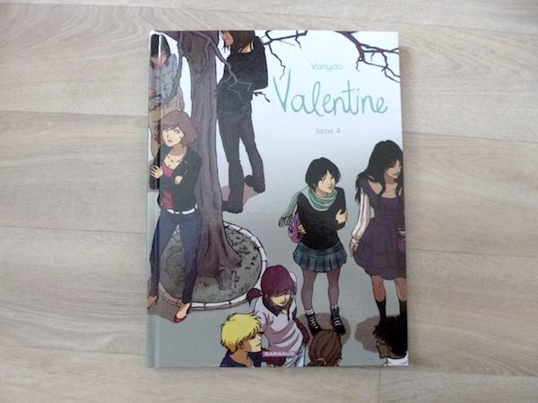 Valentine Tome 4 Vanyda