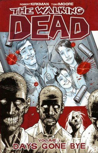 The Walking Dead, book 01 : Days Gone Bye de Robert Kirkman & Charlie Adlard