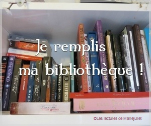 The return of my librairy (juillet 2017)