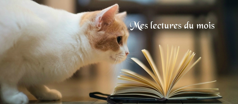 Mes lectures d'avril 2018