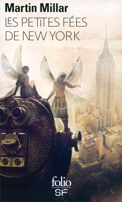 Les petites fées de New York de Martin Millar
