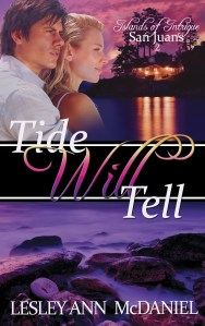 "Here it is…the cover for ""Tide Will Tell"""
