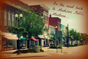 "Creating Book 2 in the ""Madison Falls"" Series"