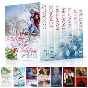 Christmas Fiction Boxed Set Just Out on Amazon