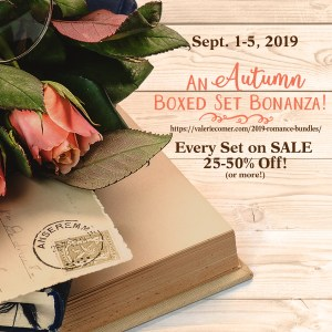 Autumn Boxed Set Bonanza!