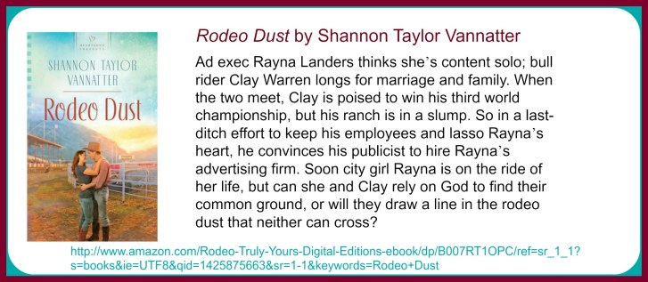 Rodeo Dust Banner
