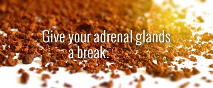 Tired Adrenal Glands