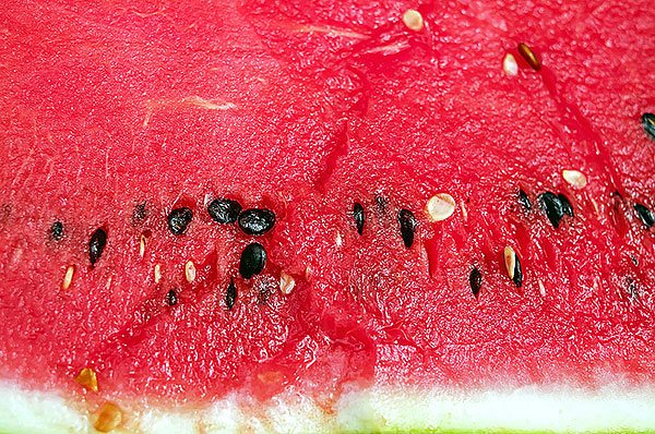 Watermelon and tomatoes are excellent sources of lycopene