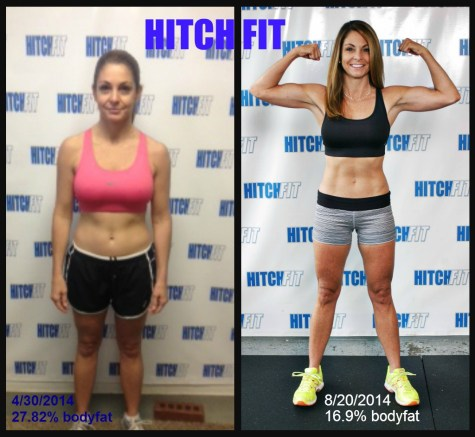 This single mom made no excuses to change her lifestyle, get in great shape & maintain it!