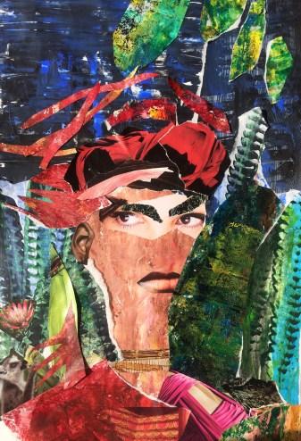 Frida 58 x 38