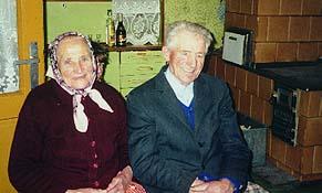 Zuzana and Juraj Cuba