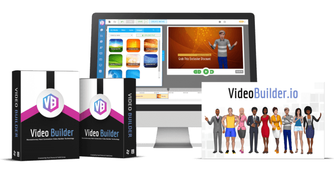 Video Builder App review and best bonuses
