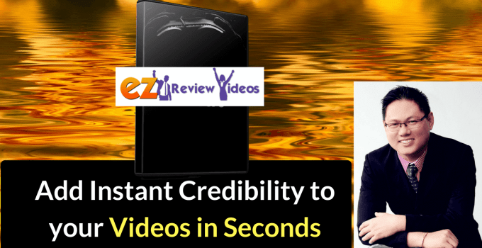 EZ Review Video Honest Review and Best Bonuses