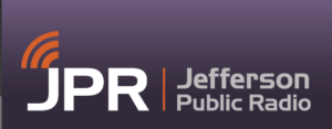 JPR, Jefferson Public Radio, a service of Southern Oregon University