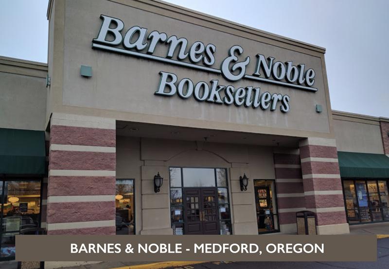 Barnes and Noble - Medford, Oregon
