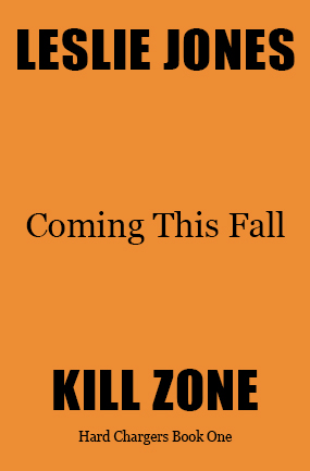 "Brown cover saying, ""Kill Zone Coming This Fall"""