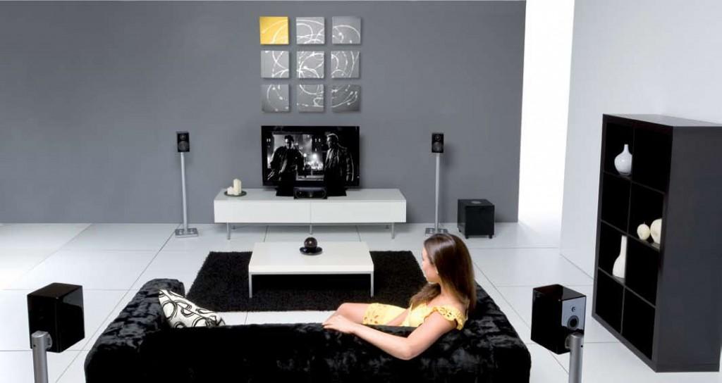 Surround Speaker Installation  LeslievilleGeek TV
