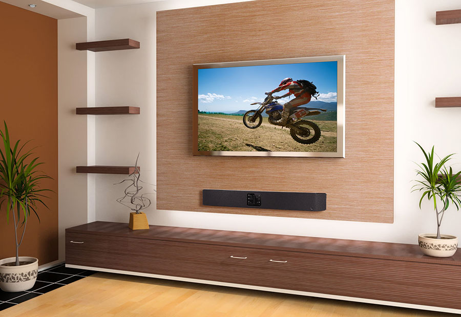 Sound bar Setup and Concealed Wall Mounting Toronto  LeslievilleGeek TV Installation  Home