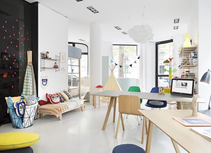 Silvera Kids Paris  le meilleur du design pour les