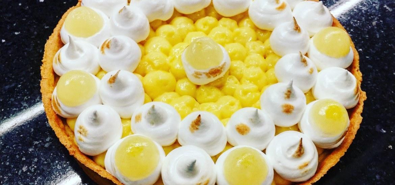 Tarte citron meringuée