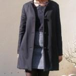 Le manteau de mi-saison