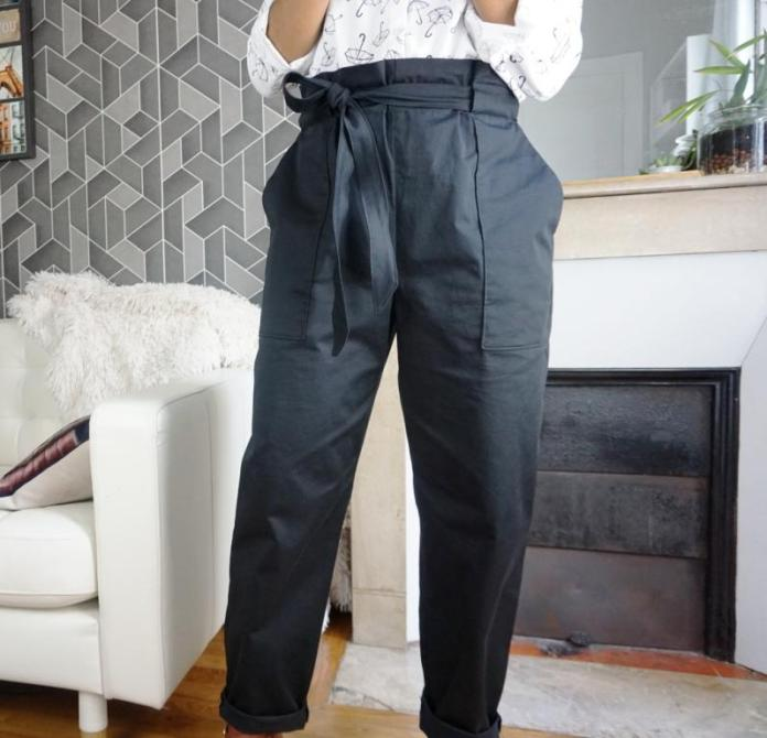 pantalon en chino