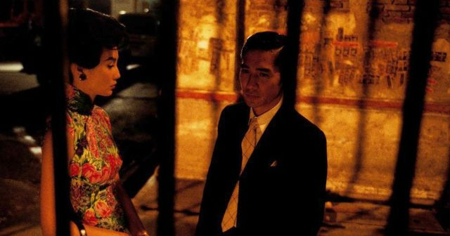 In the mood for love - Les machines de l'île