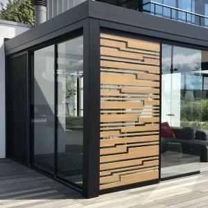prix veranda en kit tarif m2 cout