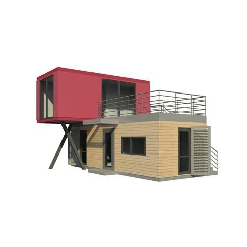 Maison Modulaire Maison Modulaire Cle En Main Nova L