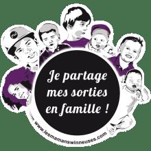 Macaron Les mamans winneuses partage sorties en famille