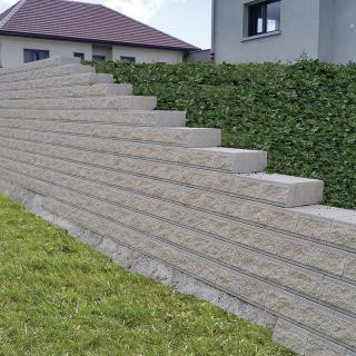 Bloc Vauban Murs Couvertines Parements Les Materiaux