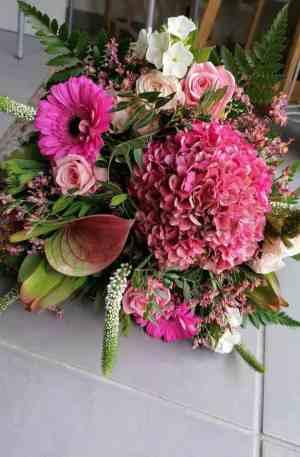 Bouquet Octobre Rose