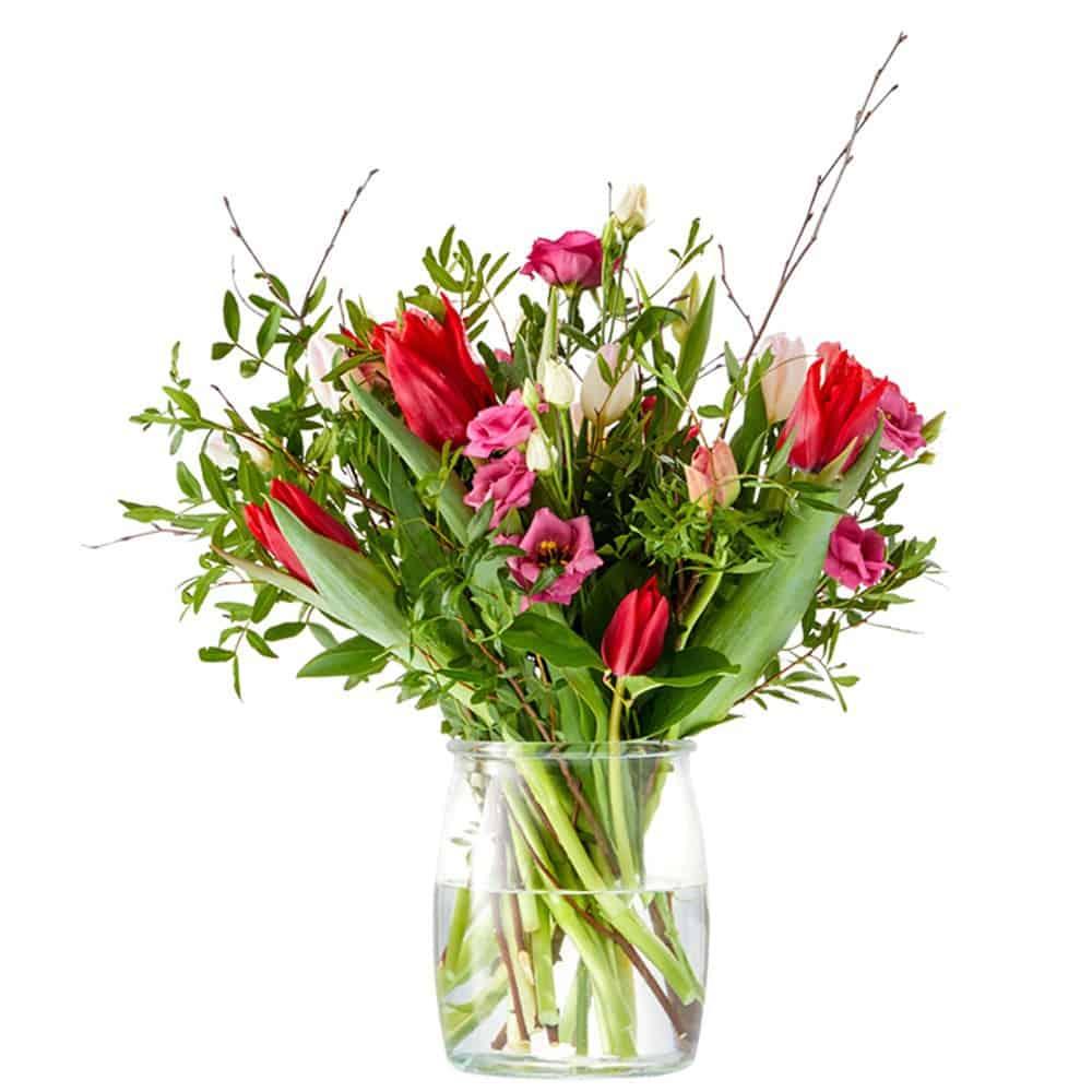 Amour champêtre - Bouquet fleuriste - livraison de fleurs