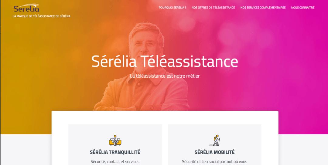 Sérélia, téléassistance