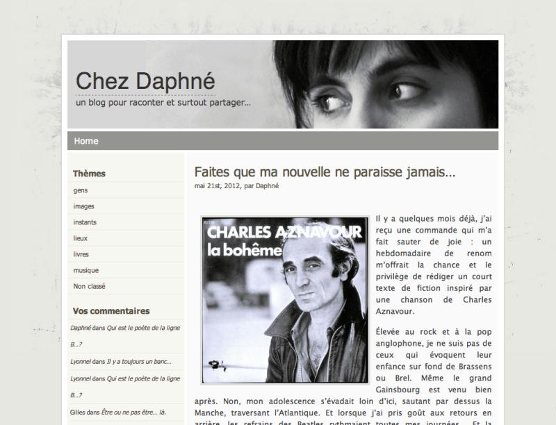 Chez-daphné