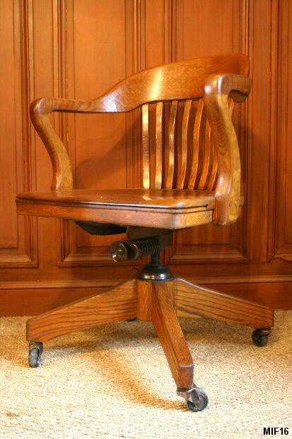 Fauteuil Amricain Vers 1930
