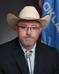 Justin Humphrey © Oklahoma House of Representatives